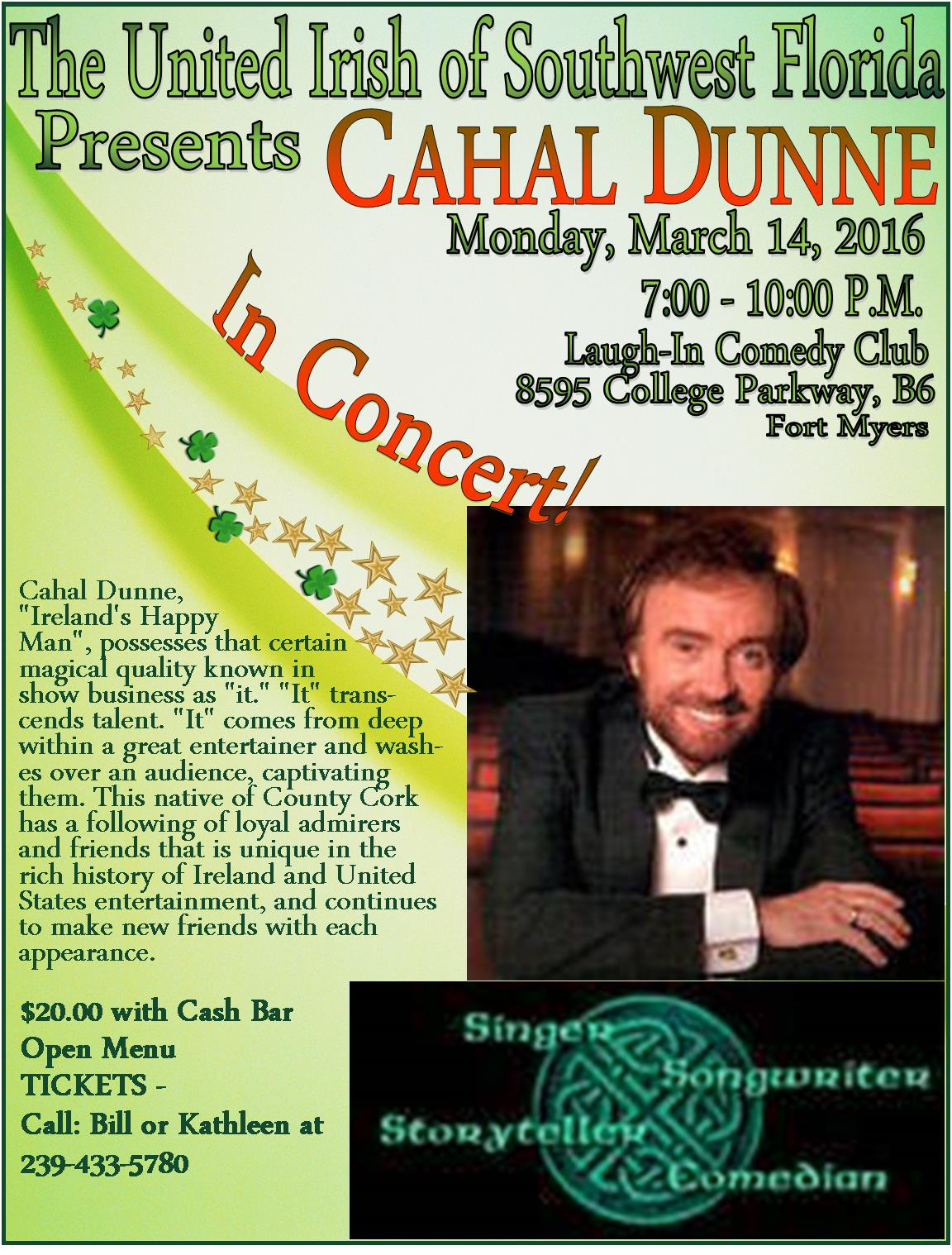 Cahal Dunne